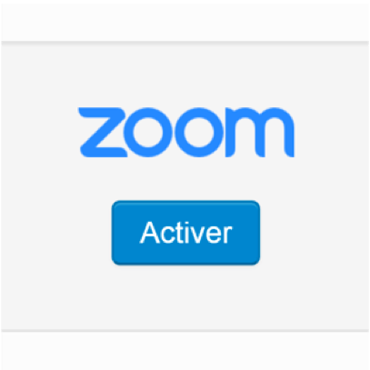 Bouton d'activation zoom de GOrendezvous